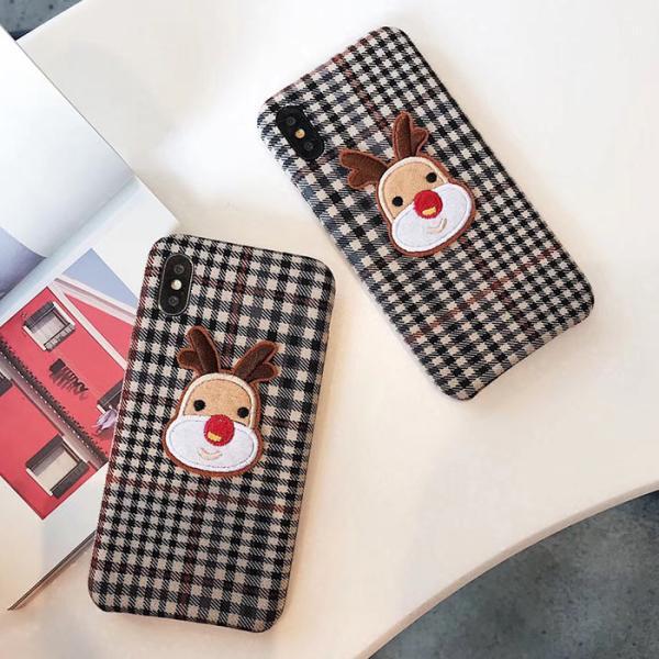 크리스마스 루돌프시리즈2(아이폰XR)