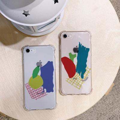 아이폰7/8 stain 방탄케이스