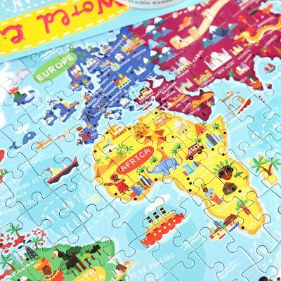 세계도시 200피스 포스터 퍼즐 / 5세이상
