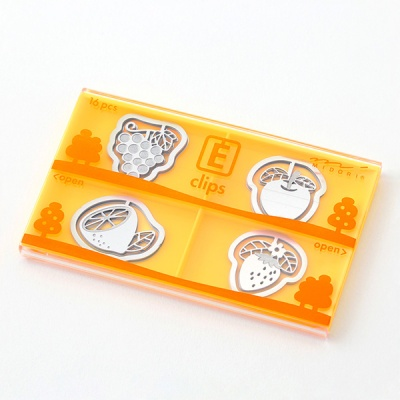 Etching Clips - 과일