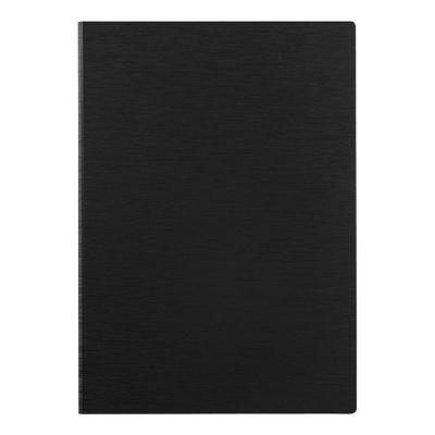 2020 플랫 다이어리 - A4 블랙