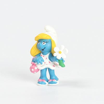 꽃을든 스머패트