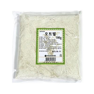 오트밀분말 500g - 이유식용으로 추천