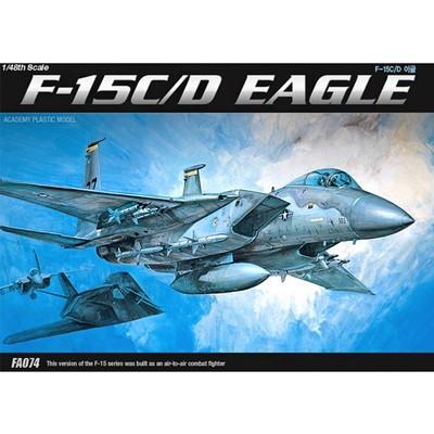 1/48 F-15C/D 이글 (12257)