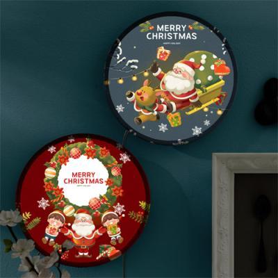 nh679-LED액자25R_산타와신나는크리스마스