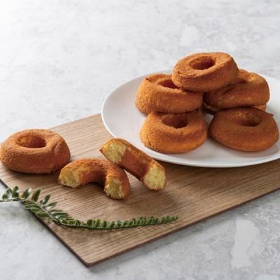 탑셰프 오븐에 구운 도넛 (10개입)