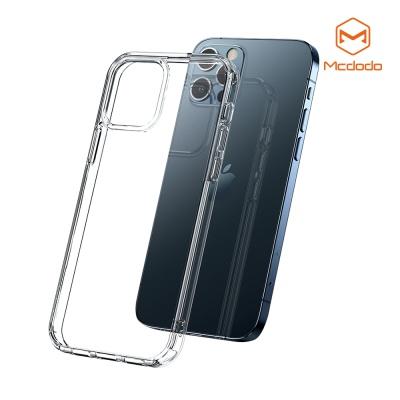 맥도도 아이폰 12·12 프로용 인비지블 투명 케이스