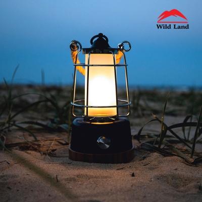 와일드랜드 LED 감성 캠핑랜턴 클래식 랜턴 wildland