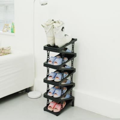 [토마톰스]지그재그 신발장_9단_일반형