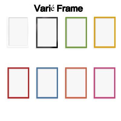 varie  바리에  컬러 프레임 3x5