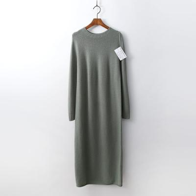 Laine Cashmere N Wool Maxi Dress