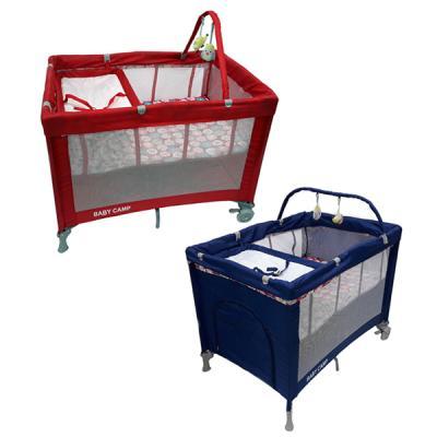 [무료배송][베이비캠프]접이식 아기침대-플레이 야드