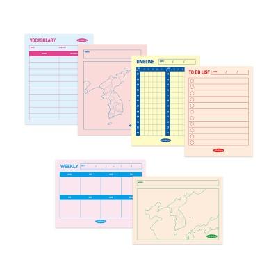 디마이너스 기능성 메모 패드