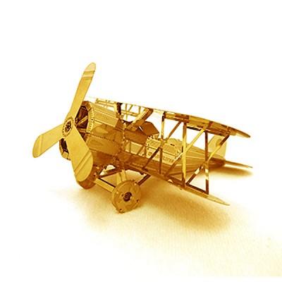[이노메탈퍼즐] 복엽기 금속조립키트 (MIK000232)메탈웍스