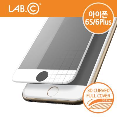 [LAB.C]아이폰6S플러스 / 아이폰6플러스 3D터치 풀커버 강화유리 필름