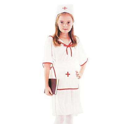 간호사 의상 (7-9세)