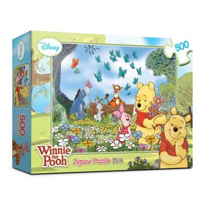 [Disney] 디즈니 곰돌이 푸우 직소퍼즐(500피스/D514)
