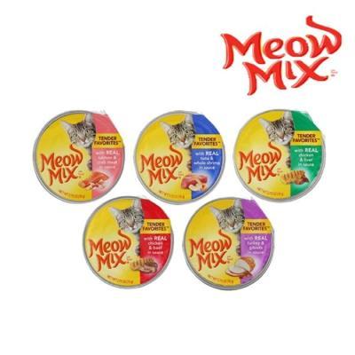 미유믹스 리얼78g (맛선택) 고양이캔