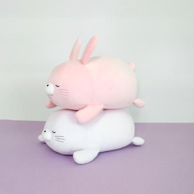 코코몽실 토끼(핑크) 모찌 쿠션