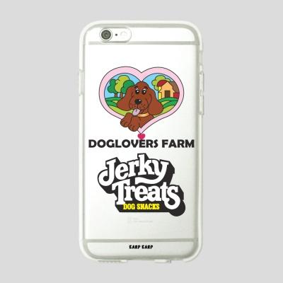 [어프어프] 젤리케이스 Dog love
