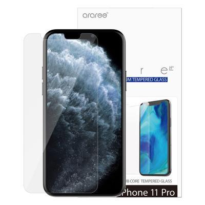 아라리 아이폰11 프로 서브코어 강화유리