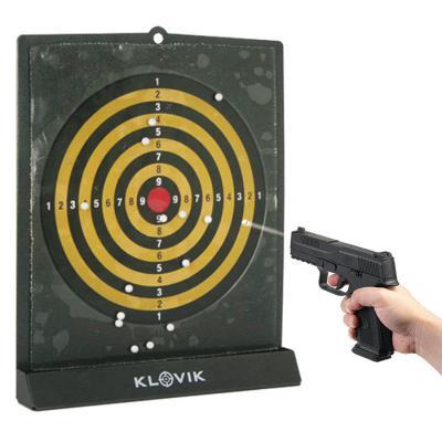 [클로빅] BB탄 메탈 젤타겟 /비비탄 총 연습 과녁