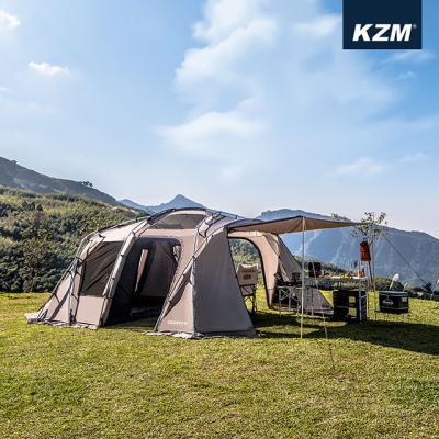 [카즈미] 지오패스 텐트 (그레이) K9T3T005