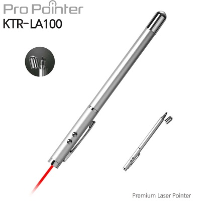프로포인터 KTR-LA100 LED, 안테나, 레이저포인터,
