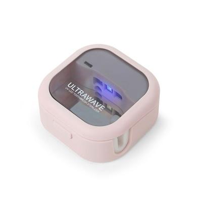 아이담 TS-02 휴대용 무선 칫솔 살균기