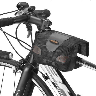 아이베라 대용량 자전거 탑튜브 듀얼 가방 대만산