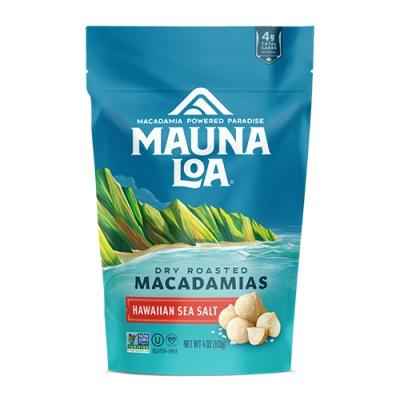 마우나로아 로스티드 마카다미아 하와이안 씨솔트113g