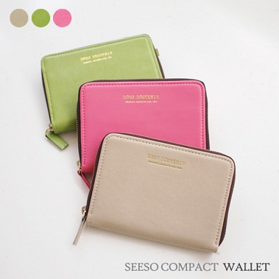 Seeso compact wallet