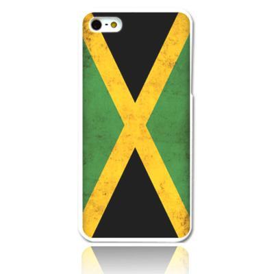 자메이카 플래그 케이스(갤럭시S4)