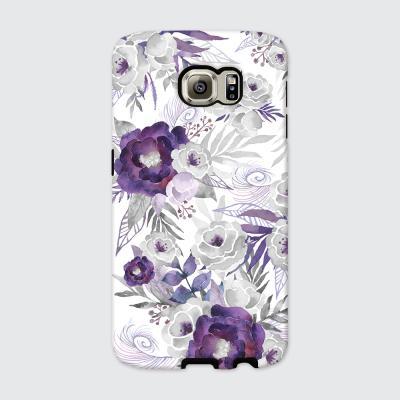 [듀얼케이스] PS Floral-A (갤럭시)