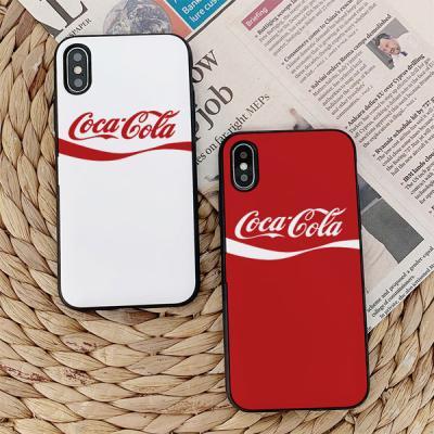 아이폰8 코카콜라 카드케이스