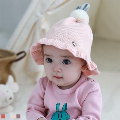 파스텔 쫑긋 유아 모자(0-36개월) 509670