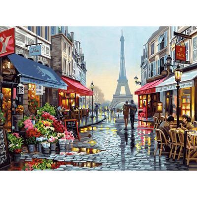 1000피스 파리의 카페거리 WPK1000-52