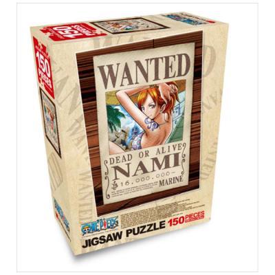 원피스 직소퍼즐 150pcs: Wanted 나미(