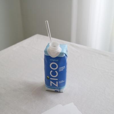 내열유리빨대 (2P, 재사용 스트로우, 세척솔)