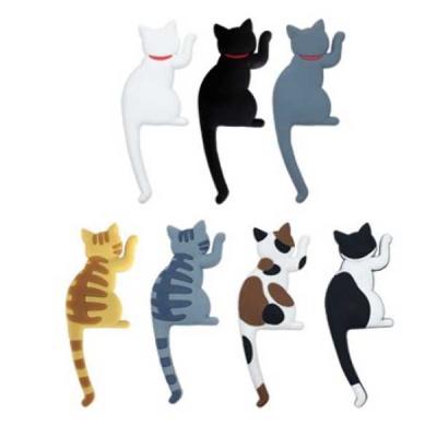 고양이 자석 마스크 보관 걸이 후크 마그넷 소품걸이