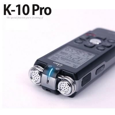 보이스레코더,녹음기K10PRO(16G)/PCM3D입체녹음기+학습/회의/강의용,