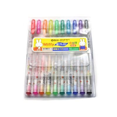 동아 미피 향기펜 - 10컬러세트