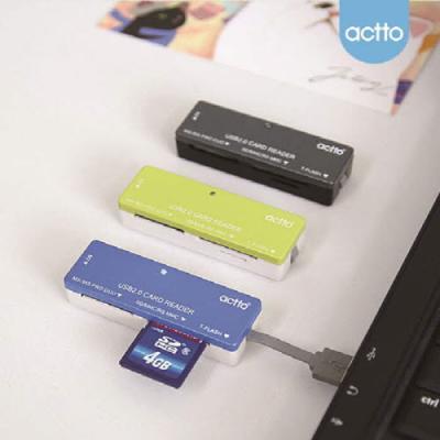 ACTTO/엑토 로드 카드리더기 CRD-28