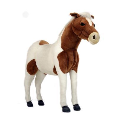 3655번 셰틀랜드포니 Shetland Pony White &Brown/106cm.L
