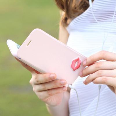 스윗 키스 플립 아이폰6S 플러스 케이스
