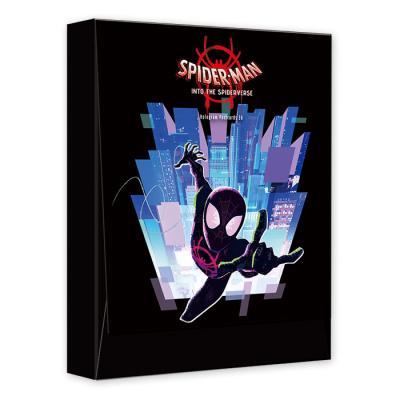 마블 스파이더맨 뉴 유니버스 홀로그램 엽서북