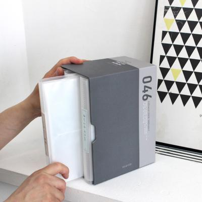 비팬시 작은사진관 이지더블포켓 4x6앨범 4권세트