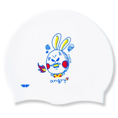 제이커스 실리콘수모 JK-159C-나 화났어 토끼