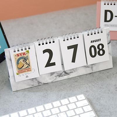 365 D-DAY CLENDAR