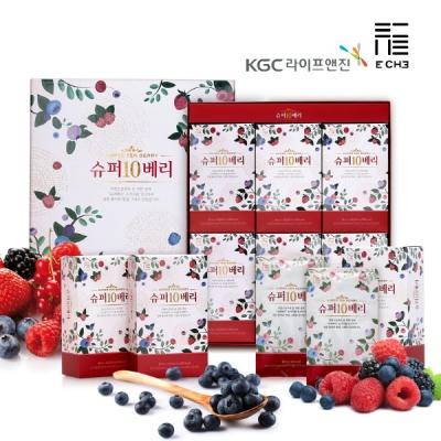 [KGC라이프앤진] 슈퍼10베리 30포